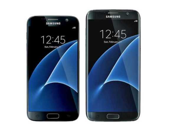 Galaxy S7 and S7 Edge Verizon