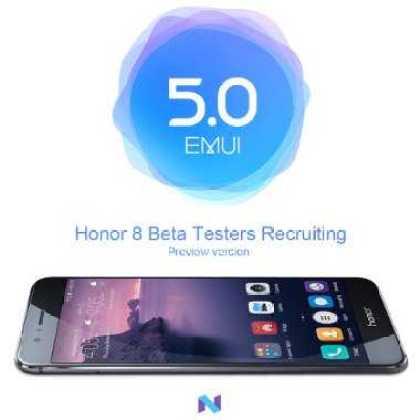 Honor 8 EMUI 5.0
