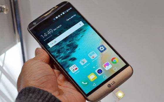 LG G6 Waterproof Capabilities