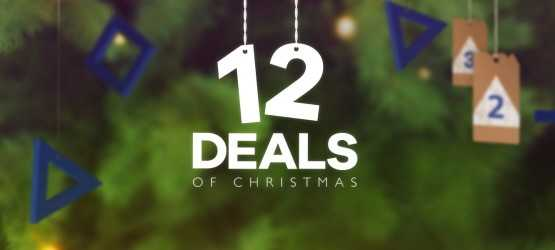 Playstation Store 12 Deals of Christmas