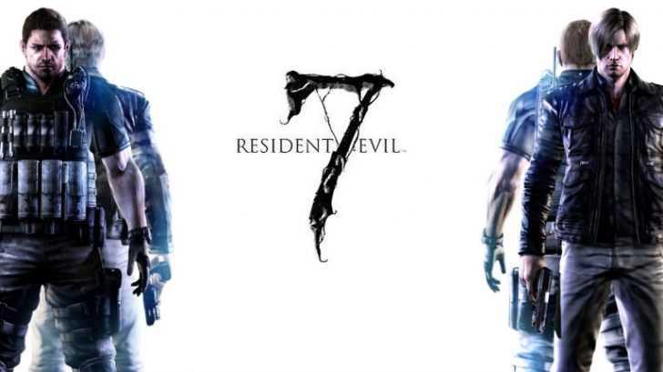Resident Evil 7 game