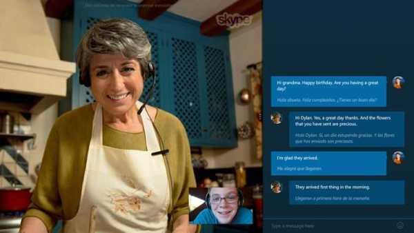 Skype Translator for Calls