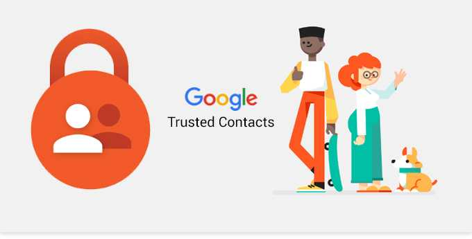 Trusted Contacts App Google