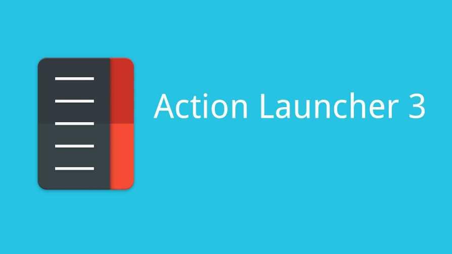 Action Launcher 3