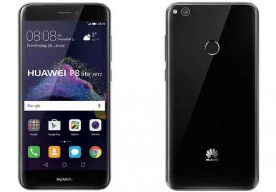 2017 Huawei P8 Lite