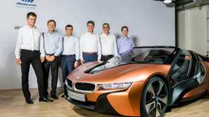BMW Intel Mobileye
