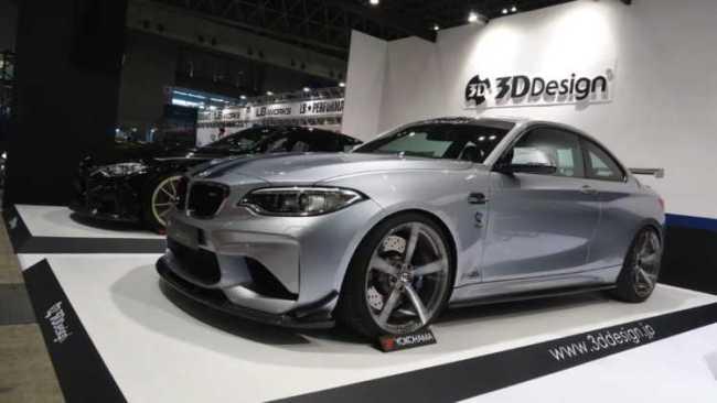 BMW M2 2017 Tokyo Auto Show