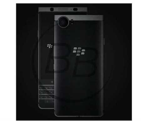 BlackBerry Mercury leaked