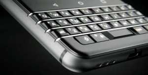 TCL BlackBerry phone