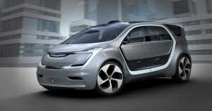 Chrysler Portal Concept Car