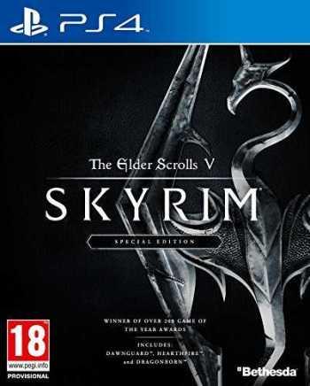 Skyrim PS4 Special Edition
