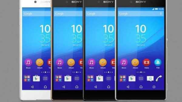 Sony Xperia Flagship Phones