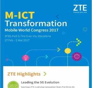 ZTE MWC 2017