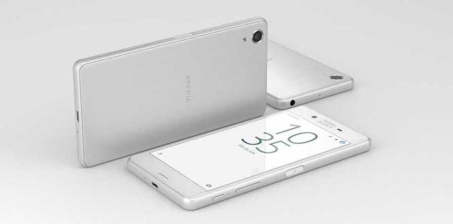 Sony Xperia X Concept