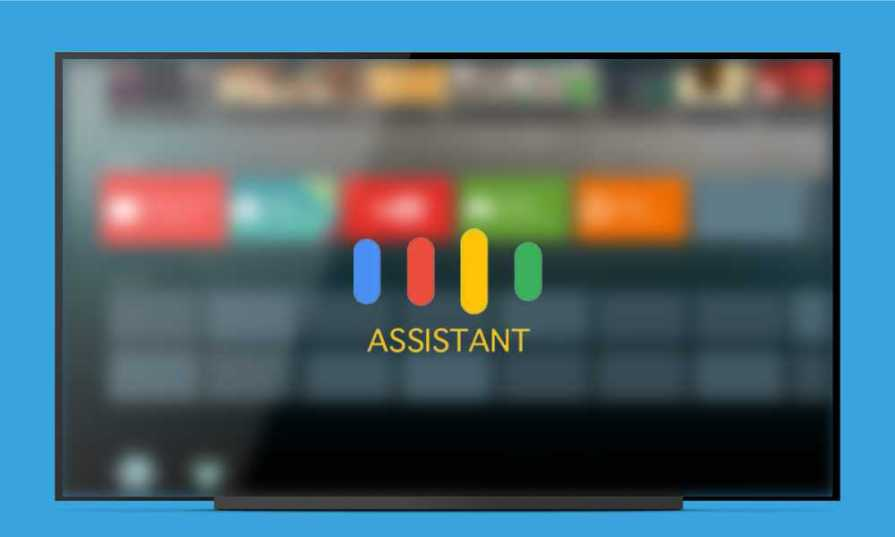 Google Assistant on Android TV