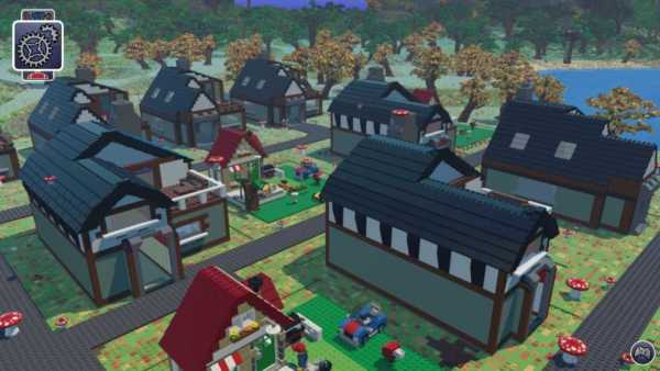 LEGO Worlds Feature