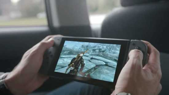 Nintendo Switch Home Consoles