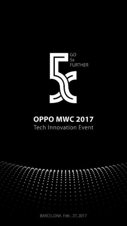 Oppo 5X MWC 2017