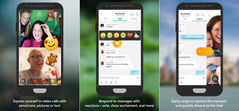 Skype Preview for Android and iOS Aim to Make Calls Fun with New