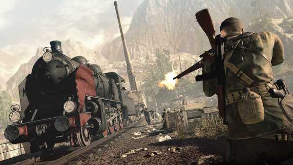 Sniper Elite 4 New Features