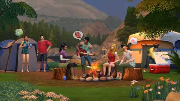 The Sims 4 Revealed