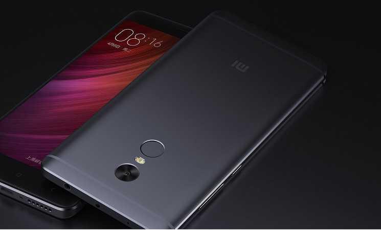 Xiaomi Redmi Note 4 Matte Black