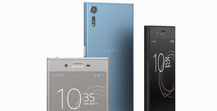 Sony Xperia XZ Premium and Sony Xperia XZs