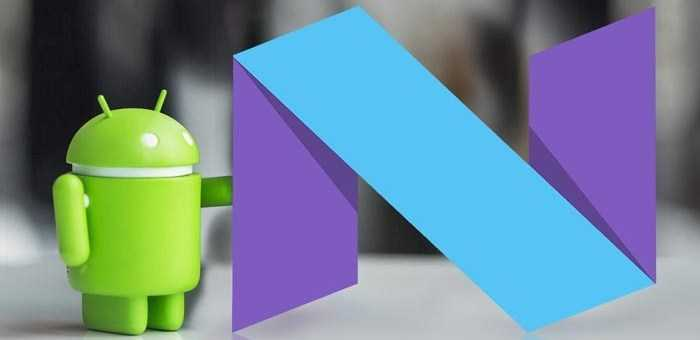 Android 7.0 Nougat Update
