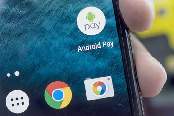 Google Nexus 6 and Android Pay