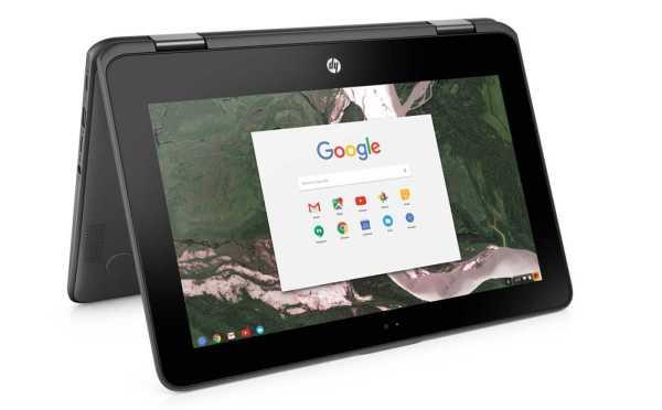 Google HP Chromebook