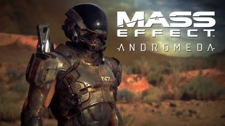 Mass Effect Andromeda on Xbox One and PC