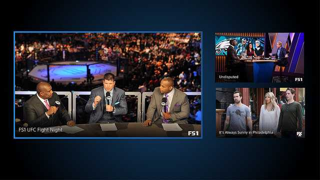 PS4 Users Can View Three Channels at the Same Time with PlayStation Vue