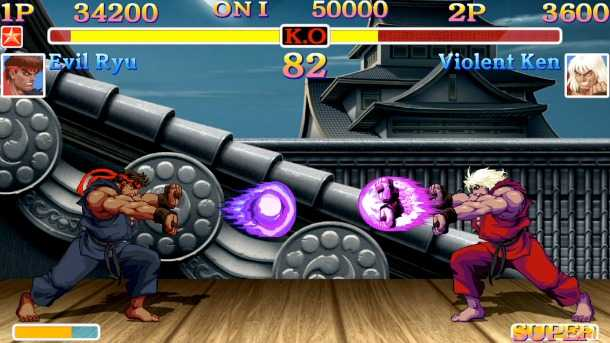Ultra Street Fighter 2 Launches On Switch In May Worldwide