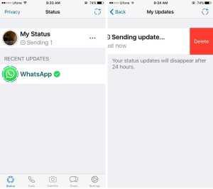 WhatsApp Status Messages