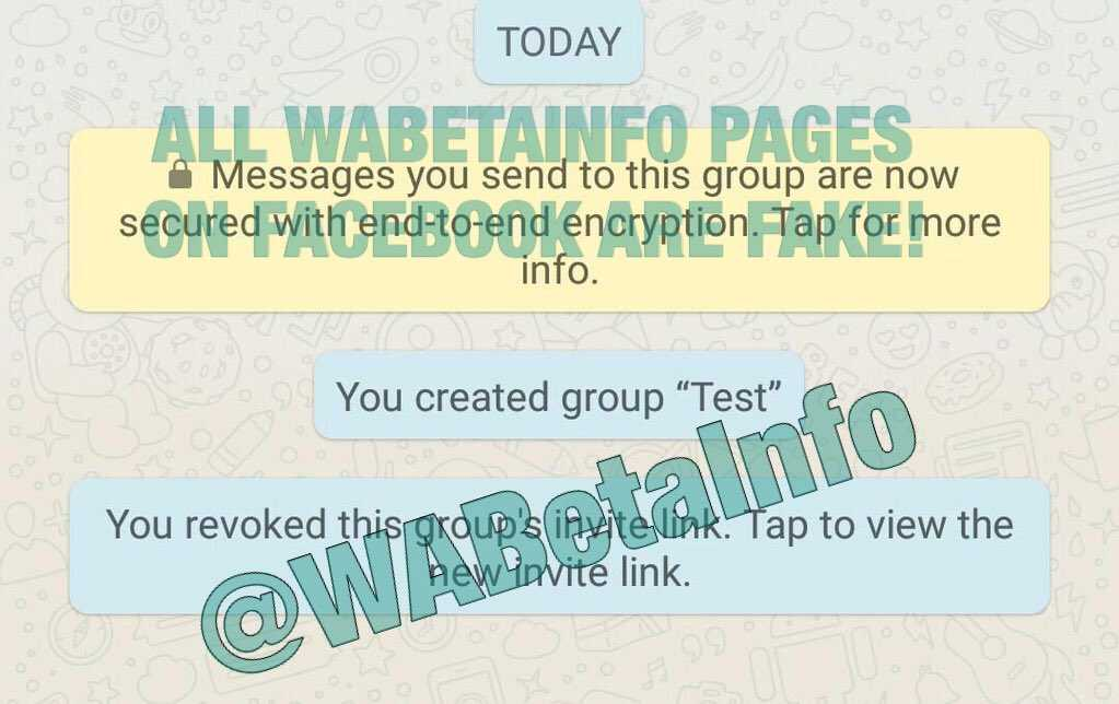 Old whatsapp status makes a return on the app