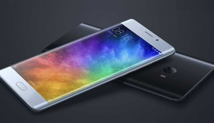 Xiaomi Mi Mix 2 to incorporate fingerprint sensor beneath the display