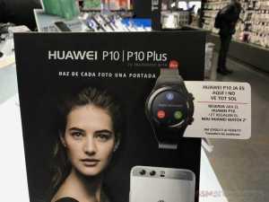 Huawei P10, Huawei P10 Plus, Huawei Watch 2