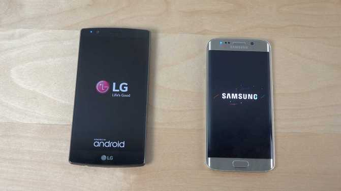 LG G4 and Samsung Galaxy S6 and S6 Edge