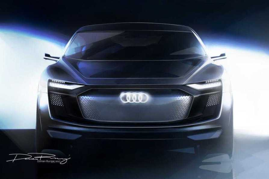 Audi Pure Electric Coupe