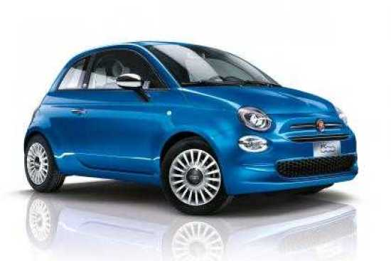 Fiat 500 Mirror Edition