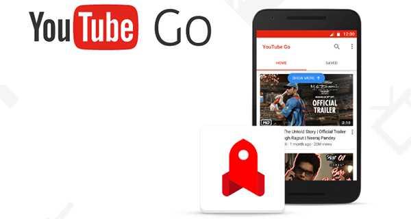 Google Youtube Go
