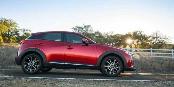 Mazda CX-3 GT Sport Model