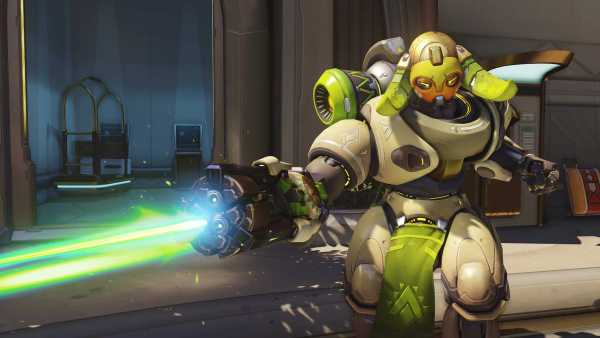 New Tank Hero Orisa