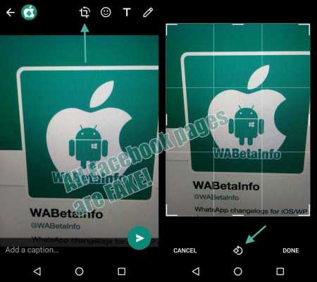 WhatsApp for Android New icons