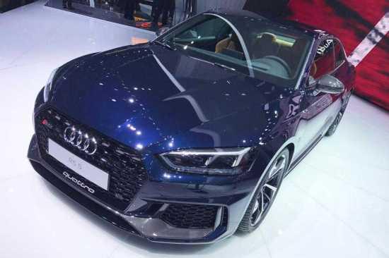 2017 Audi RS5 horsepower