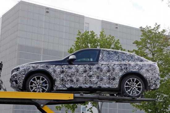 2018 BMW X4 SUV