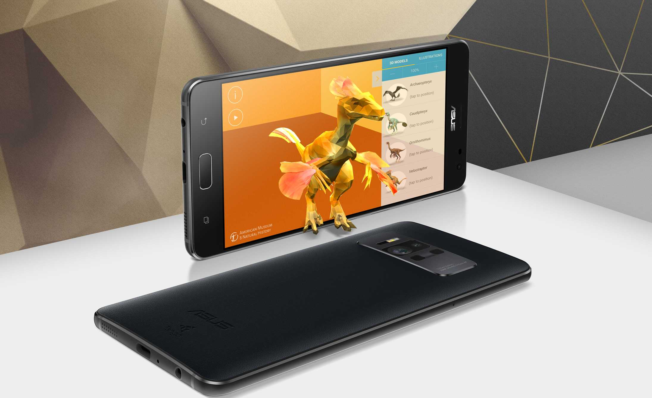 ASUS' Tango-powered ZenFone AR with 8GB RAM To Launch in US