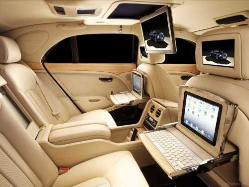 Bentley Luxurious Interiors