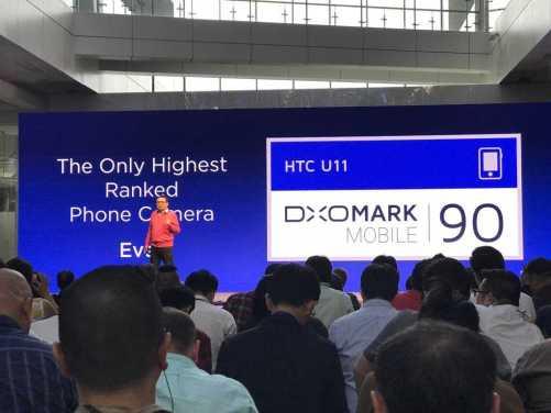 HTC U 11, Google Pixel, Samsung Galaxy S8