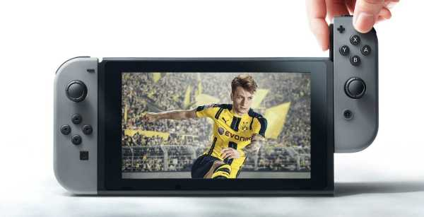 EA Sports FIFA on Nintendo Switch
